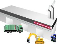 sorteerlijn van happen containers