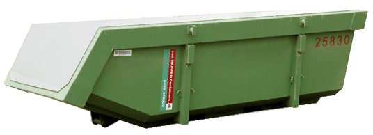 6m3 bouwcontainer
